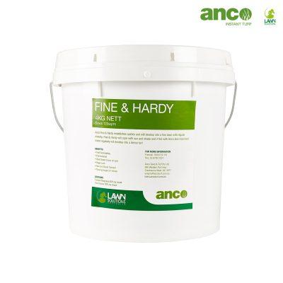 Fine & Hardy Seed