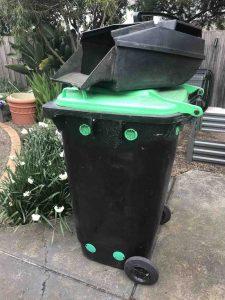 Garden Waste Compost Bin