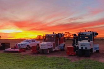 Anco Swan Hill – The dawn of a new turf supply