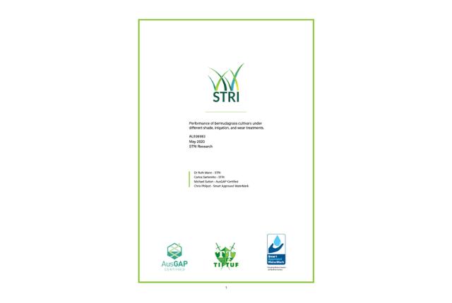 STRI Research Australia
