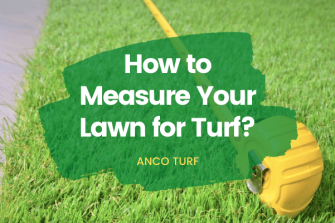 How to Measure Your Lawn for Turf? A Definitive Guide