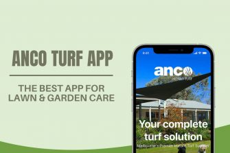 Anco Turf App – The Best App for Lawn & Garden Care
