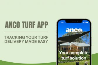 Tracking Your Turf Delivery Made Easy With The Anco Turf App